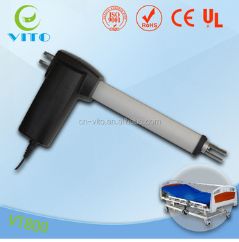 1000MM Stroke Push Pull Linear Actuator For Nursing Bed