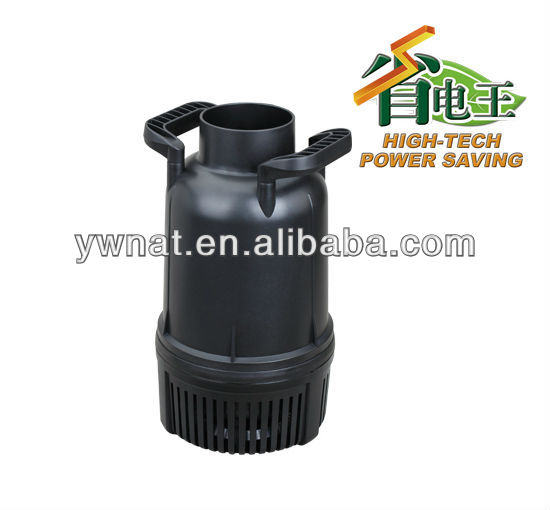 Latest SH Series 5m Frequency Chimney Plastic pond Circulation pump