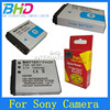 Rechargeable 3.7v 1300 mah li-ion battery pack For sony battery NP-FR1