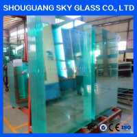 China Supplier 3mm 4mm 5mm mirror grade Clear Float Glass Price