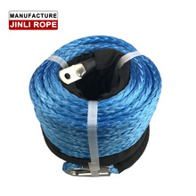 JL 4wd recovery towing synthetic uhmwpe winch rope