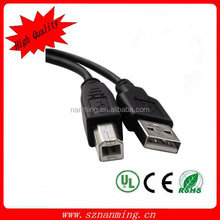 High Quality Male to Male USB Print Line&USB 2.0/3.0 Printer Cable