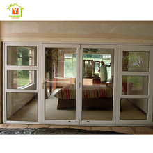 Residential house aluminium interior picture glass door and window