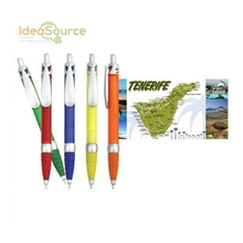 Plastic Promotional Banner Pen Advertising Ball Pen With Banners Wholesale