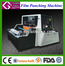 plastic film perforation machines/roll to roll film laser punching machine
