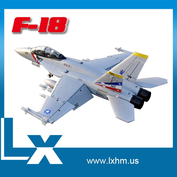 Cockpit foam rc aero model planes F18