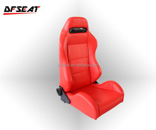 seat for Racing Car pvc leather or fabric adjustable electric adult car seat