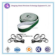 flexibility steel core seamless pu timing belt s3m