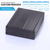 YGK-018 81*27*110mm Newest Outdoor Plastic box Electrical Industrial Plastic Enclosure with water joint