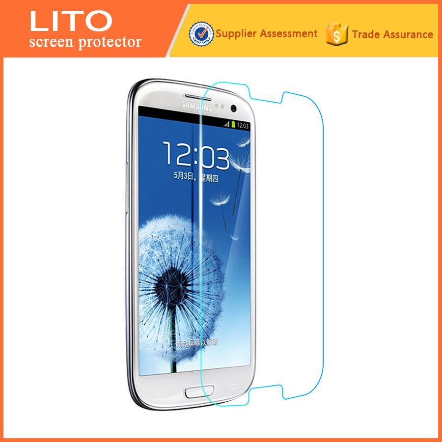 Recommending 0.3mm glass screen saver for galaxy s3