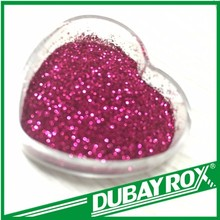 0.20mm Peach Glitter P128 Glitter Top Hat