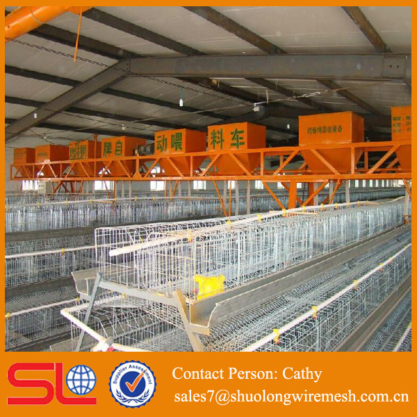layer chicken battery cage chicken transport cage for hot sale