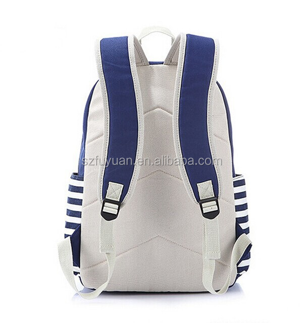 Waterproof notebook backpack, canvas backpack, hot style backpack
