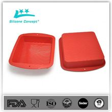High quality letters silicone bakeware