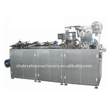 DPP-250B Injection, ampoule, vial bottle Blister Packing Machine