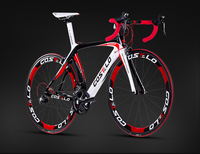 2015 Costelo LUCCA road racing bike bicycle bicicleta carbono road bicycle complete cheap road bikes RB1000
