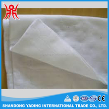 customixed thickness width white puncture resistant geotexile fabric