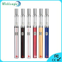 Best quality 300mAh battery ceramic coil vape cbd hemp oil e cigarette pen