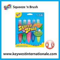 Squeeze n' Brush - Glitter Colors