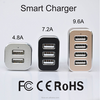 2 3 4 port fast usb charger mini easy carry promotional car chargers
