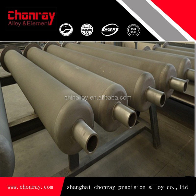 Centrifugal casting steel tube for heat treatment furnace