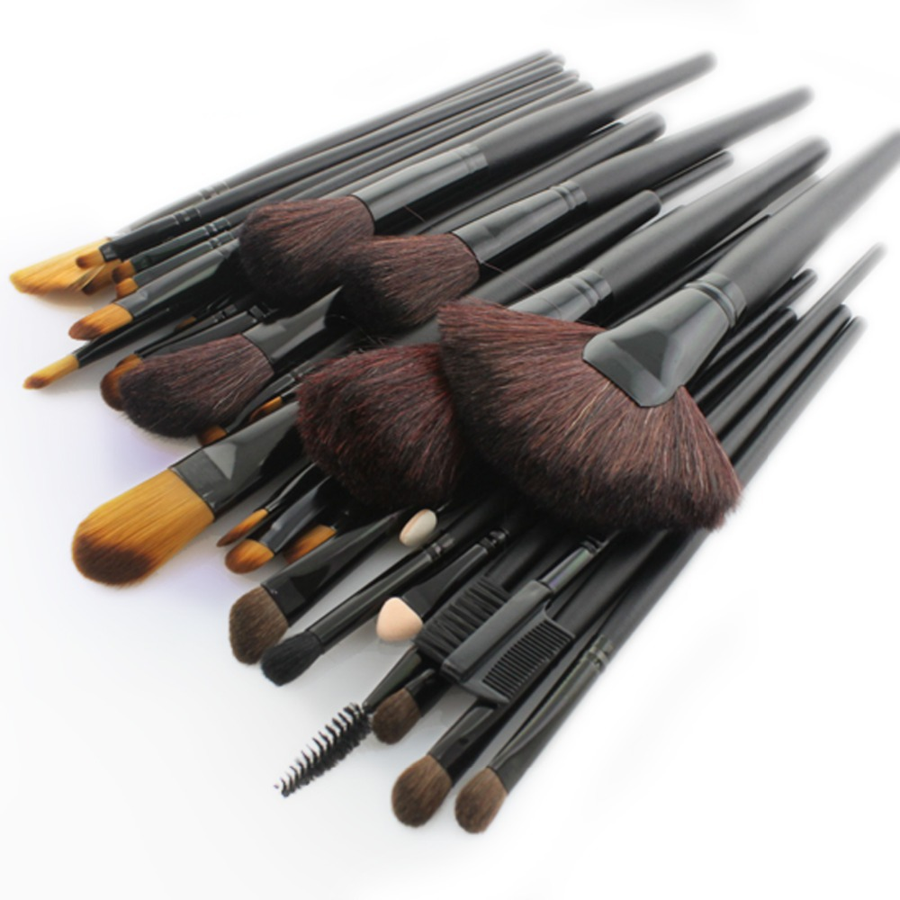 32pc Makeup Brushes Pinceis Maquiagem Black Cosmetic  Make up Brush  Brushes Cosmetic Set Makeup Brushes Tools