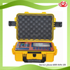 Military standard watertight customized logo plastic equipment tool case