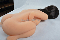 Good price New silicone realistic Japan sex doll for men with wig sex toy masturbation products GFM-028C