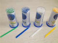 Disposable brushes applicators Dental Supply dental micro brush dental-supply-micro-brush-disposable-micro-applicators