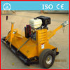 Lifan gasoline engine Flail Mower with Self Power for Sale