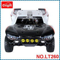 1/5 scale RC car 26CC 4 bolt engine with Walbor and NGK Rovan 260LT 4wd truck