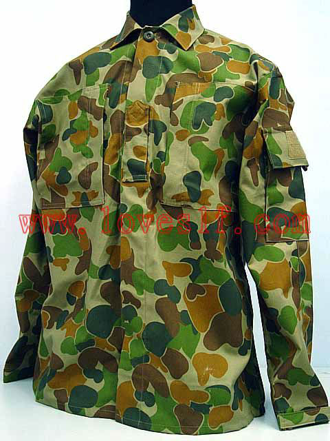 loveslf Austrlia ACU tactical army clothing military uniform