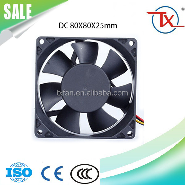 80mm wall mount small cooling fan unique windy fan