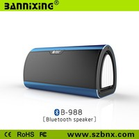 New product B-988 TF card DSP Technology wireless bluetooth speaker