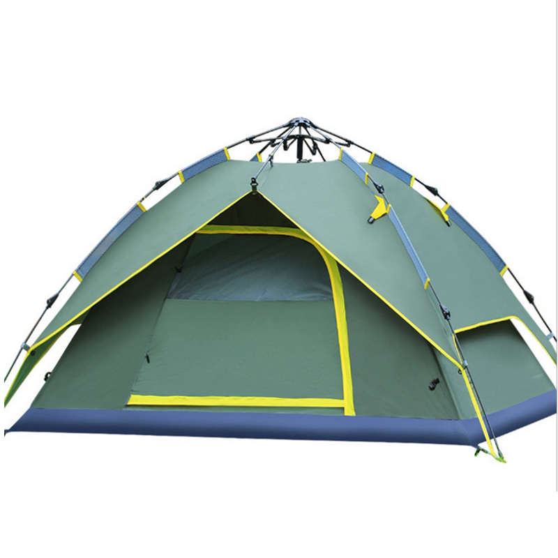Hot Sale Waterproof Huge Outdoor Camping Tent