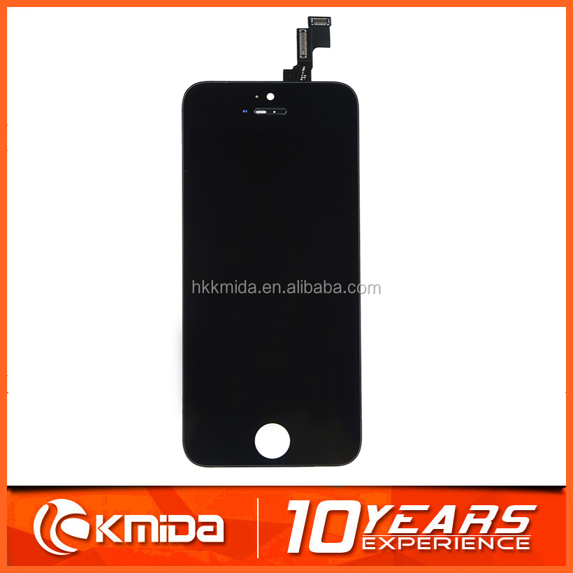 4 inch phone repair parts lcd screen with touch screen for iphone 5s lcd assembly