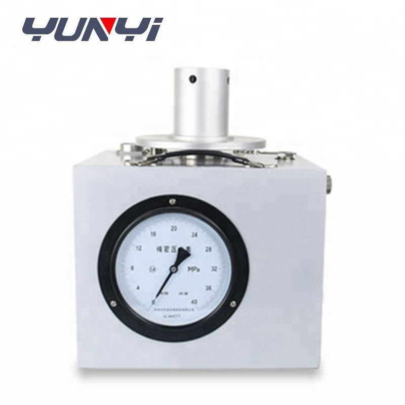 hydrostatic testing equipment Oil Leak and Pressure Testing pressure tester