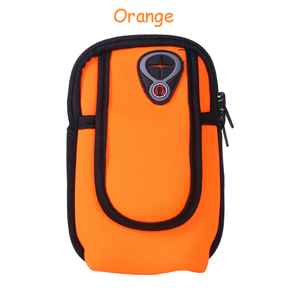 Outdoor sport products,portable arm bag for small carry-on objects,mobile phone accessories