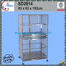 Chinese supplier dog crates on sale