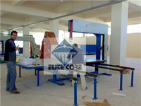 Foam Cutting Machine/Cutting Foam Block Machine/Vertical Cutting Machine For Triming Foam Block