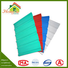 SGS certification plastic pvc sheet/upvc insulated roof shingle/color roof Philippines