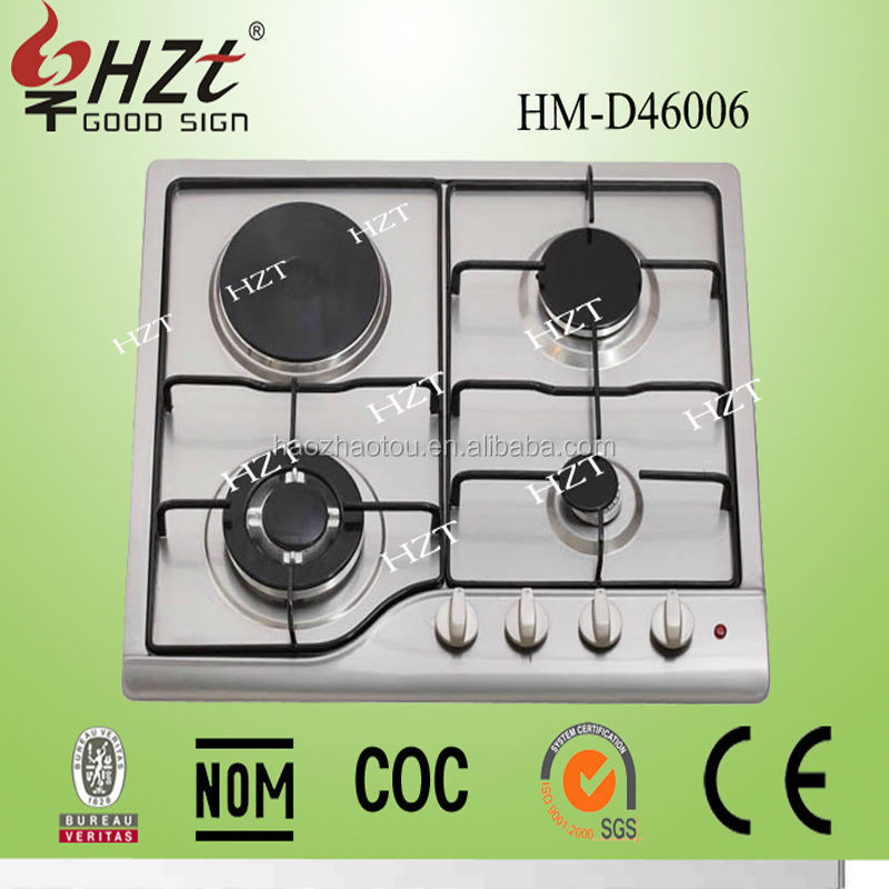 Electric Cooktop Type Gas Cooker (HM-D46006)