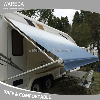 sun shade Caravan awning manual type RV Awning W5600C