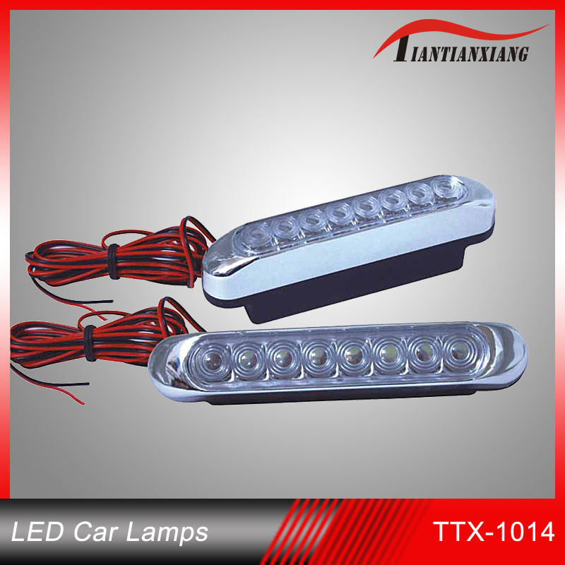 Wholesale LED DRL 12V Car Accessories for Daytime Running