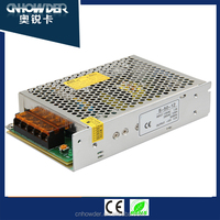 China Top 50W single output 10A transformation S-50-5 power supply 5v 50w ac dc led power supply