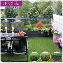 home backyard landscaping artificial grass /artifiicial turf for balcony