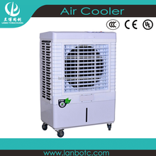 High quality ABS evaporative air cooler with water