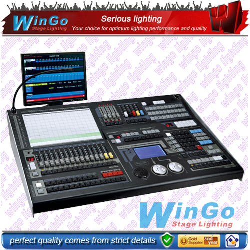 2048CHs DMX512 Controller / Perfect Performance Show Lighting dmx controller for DJ sound&lighting system