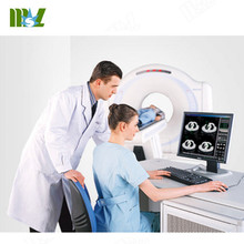 China Manufacturer of CT Scanners for Hospital Inspections / Dual-slice CT scanners for Sale / 19'' LCD Monitor CT Scanners