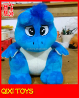 Vivid animal blue film frog pattern stuffed toy frog sex toys